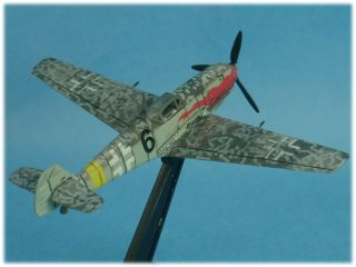 1/144 Bf109T-2
